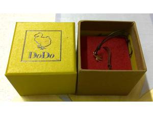 Collana ciondolo catenina oro giallo Polpo Dodo