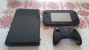 Console Nintendo WII U completa di accessori