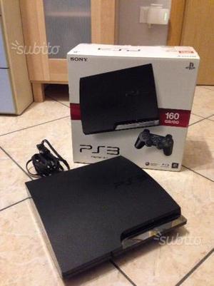Console PS3 Slim