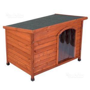 Cuccia in legno coibentata per cani taglia posot class for Cuccia cane coibentata