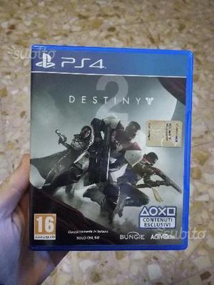 Destiny 2 ps4 40eur