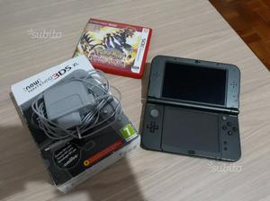 New nintendo 3ds xl+pokemon omega rubino