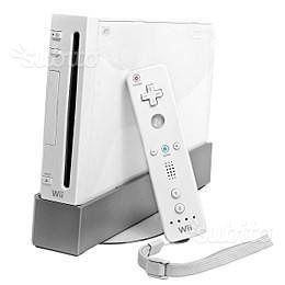 Nintendo WII con Balance Board e accessori