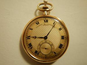 Orologio da tasca Vacheron Constantin in oro 18k