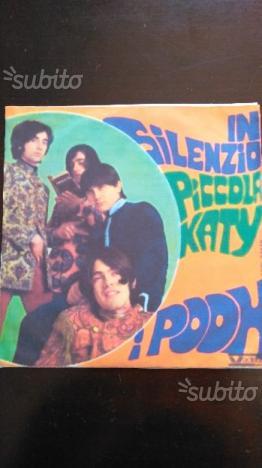 POOH Piccola Katy / In silenzio 45 GIRI