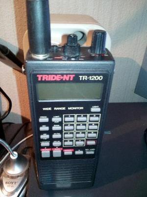 SCANNER radio trident
