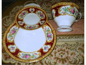 Set colazione single royal albert: lady hamilton