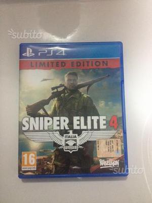 Sniper Elite 4 Ps4 C.a.M.bio