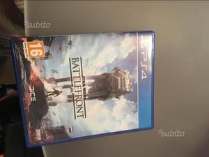 Star Wars Battlefront per PS4