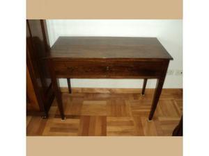Tavolino antico. scrittoio luigi 16 in noce