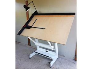 Scrivania Da Disegno : Tavolo da disegno mautren posot class