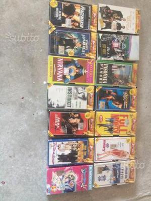 Video cassette film vari