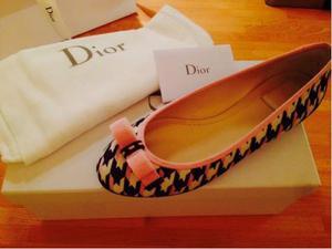 Ballerine ORIGINALI C.Dior misura 36