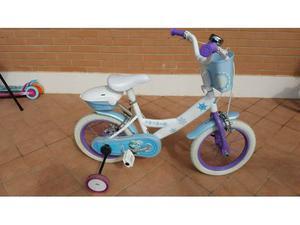 Bicicletta Frozen Raggio 14 Posot Class