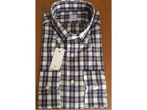 Camicia nuova uomo Bonser tg 43=XL