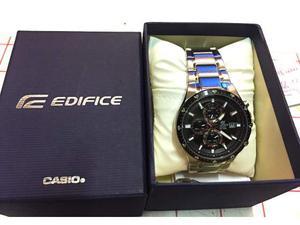 Casio Orologio Uomo Edifice efr-519d -  (con difetti)