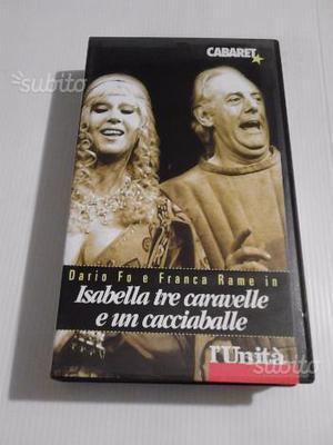 Cassette VHS serie Cabaret