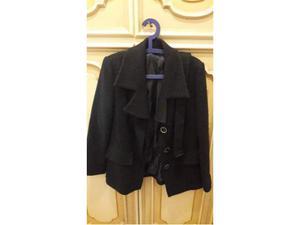 Giacca donna nera taglia 44 abbigliamento