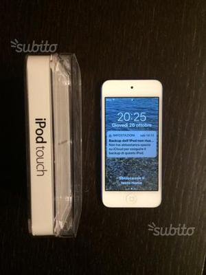 ipod touch 4 gen 64 gb posot class. Black Bedroom Furniture Sets. Home Design Ideas
