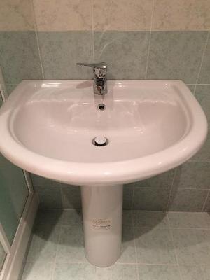 LAVABO bagno bianco