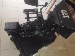 """Lanparte PROFESSIONAL KIT V2 con 7"""" monitor HDMI ("""
