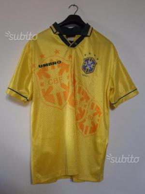 Maglia del Brasile  divisa originale