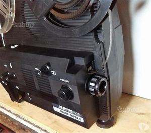 Proiettore muto super 8 arits 600, anni '80