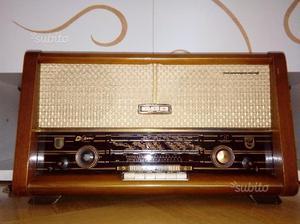 Radio vintage a valvole stereo Philips anni 50