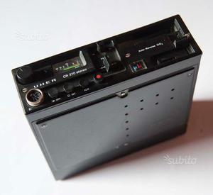 Registratore a cassette Uher CR210