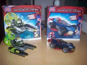 Spider man & Lizard cars