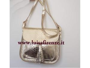 bag borsa in vera pelle nuova Euro 55