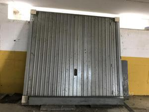 Basculante per garage posot class for Basculante garage