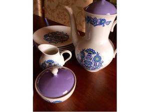 Bellissimo servizio the Caffe in fine porcellana