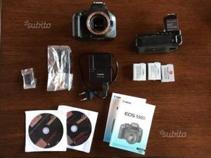 Canon EOS 550d [USATA]
