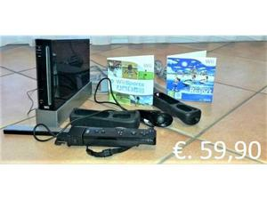Console Nintendo Wii + Wii Sport + Wii Sport Resort