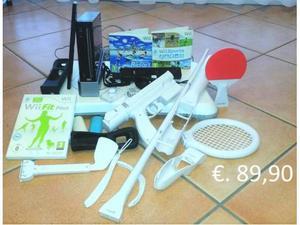 Console Nintendo Wii e accessori