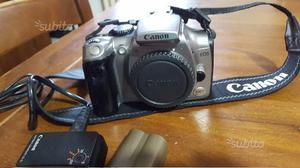 Corpo macchina fotocamera canon eos 300d