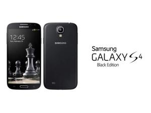 Cover Samsung Galaxy S4 Black Editions