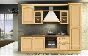 Cucine prezzi stock di fabbrica euro posot class for Stock cucine