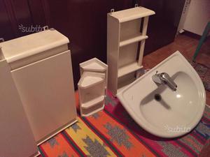 Lavabo + mobili