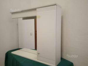 Mobiletto specchio bagno posot class - Mobiletto con specchio ...