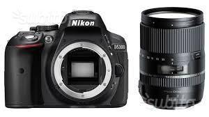 Nikon D+tamron