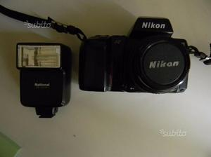 Nikon af f 801