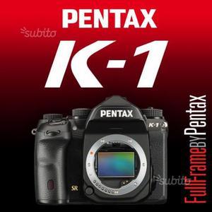 Pentax k1 body rottamazione