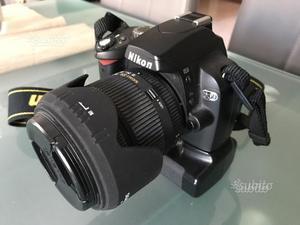 Reflex Nikon D60 + 2 Obiettivi + Accessori