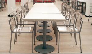 Tavoli e sedie usati per ristorazione posot class for Tavoli e sedie usati per bar