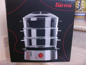 Vaporiera girmi contenitore riso spegnimento automatico