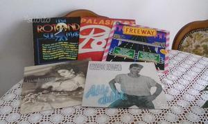 5 Album 33 giri, usati