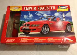 BMW M Roadster modellino scala 1/24 kit montaggio