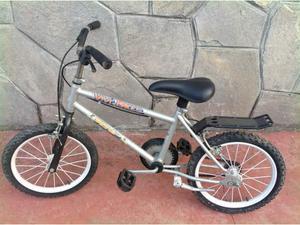Bicicletta bambino funzionane ruota da 16